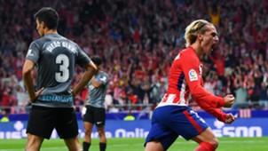Antoine Griezmann Atletico de Madrid Malaga LaLiga 16092017