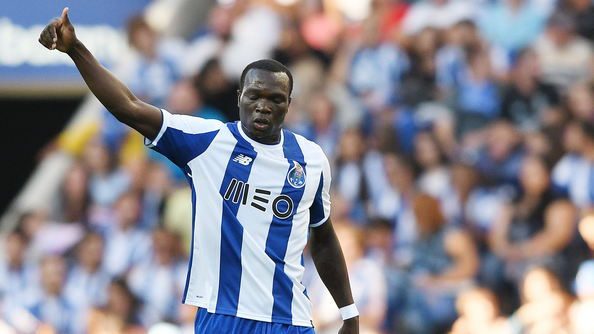 Vincent Aboubakar prolonge jusqu'en 2021 — Porto