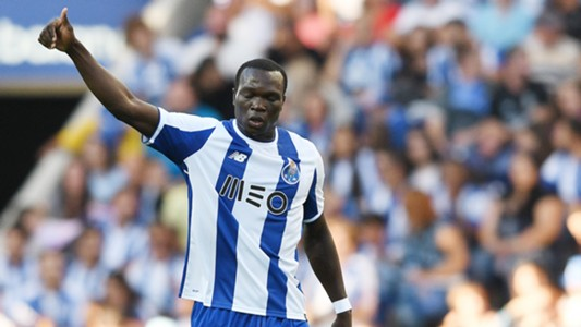 Vincent Aboubakar Porto
