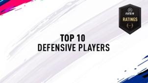 FIFA 19 Top Defensive