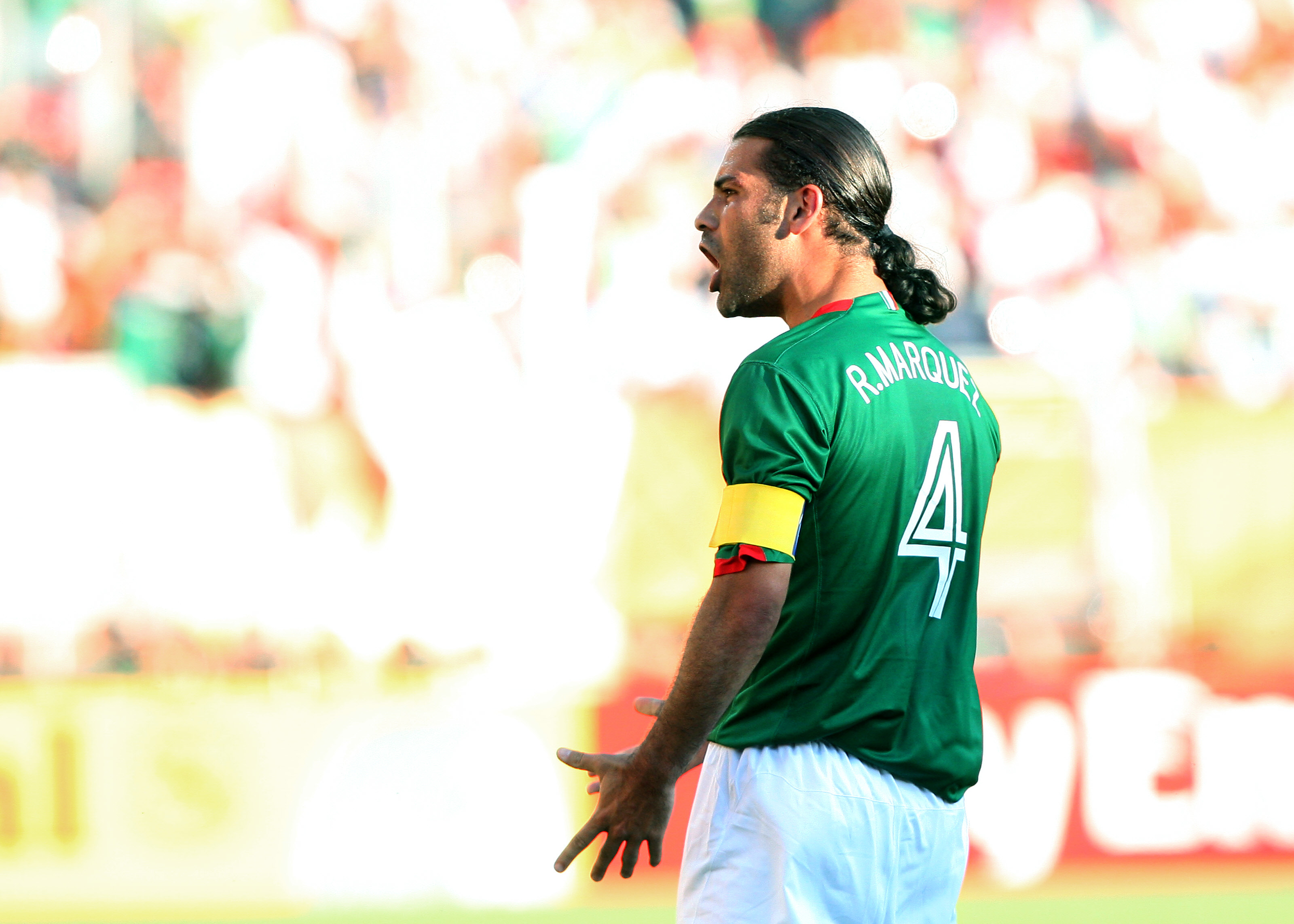Rafael Márquez Selección Mexicana