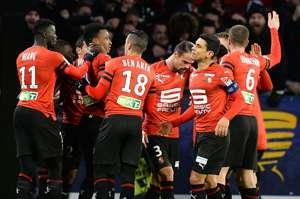 Rennes Nantes Coupe de la Ligue