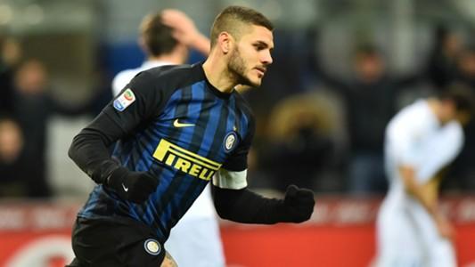 Mauro Icardi Inter 2017