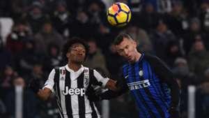 Cuadrado Perisic Inter Juventus Serie A