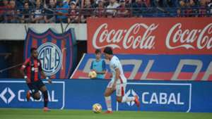 Loaiza Toranzo San Lorenzo Huracan Copa Superliga 14042019