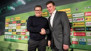 Borussia Mönchengladbach Hecking Eberl 04012017