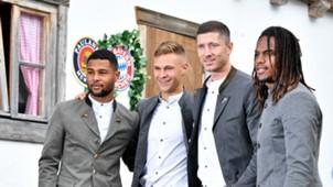 FC Bayern München @Oktoberfest 2018