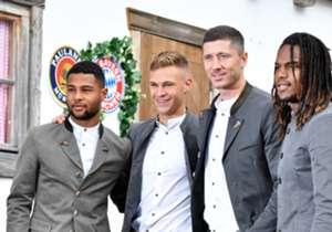 Bayern München verloor zaterdag pijnlijk met 0-3 van Borussia Mönchengladbach en een dag later bezocht de ploeg het Oktoberfest.