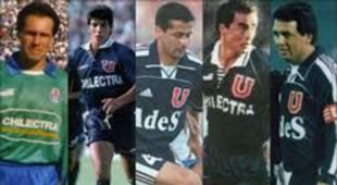 Universidad de Chile 90s