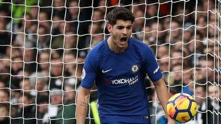 Chelsea - Newcastle: Alvaro Morata