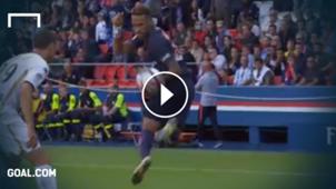 GFX Neymar PSG Angers Ligue 1