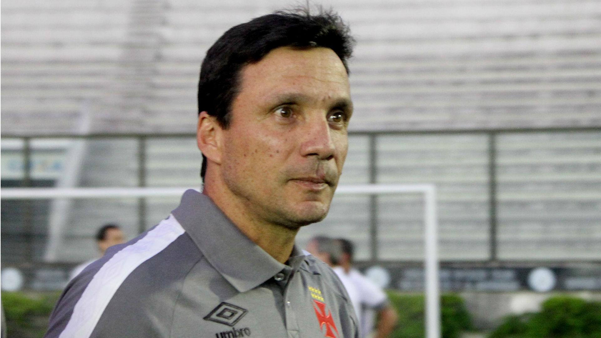 Zé Ricardo Vasco Grêmio Brasileirão 09 09 2017