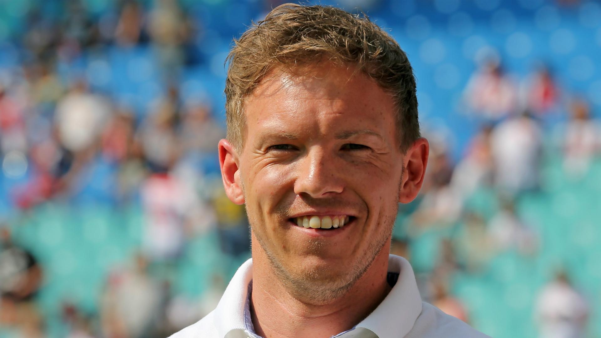 Fußball: Bayern-Leihgabe Gnabry in München - Nagelsmann entspannt