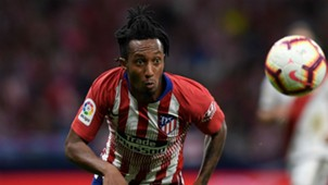 Gelson Martins Atletico Madrid 2018