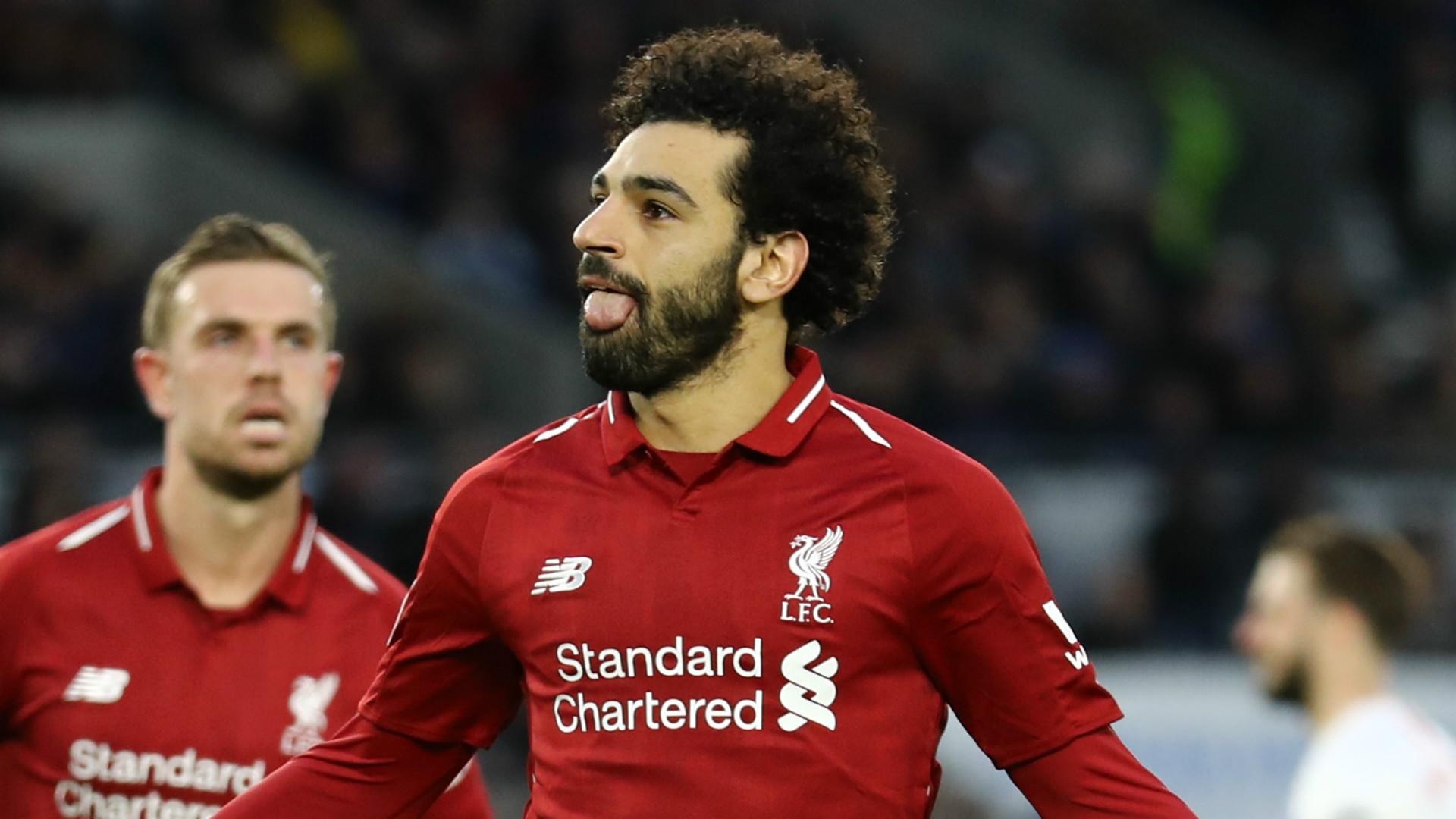 Mohamed Salah Liverpool 2018 19 Getty Images Betting  C2 B7 Liverpool V Crystal Palace