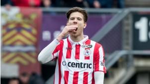 Michiel Kramer, Sparta - ADO, Eredivisie 03042018