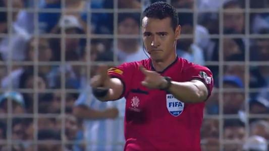 Roldan Atletico Tucuman Gremio Copa Libertadores Cuartos de final VAR Captura TV