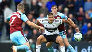 Aleksandar Mitrovic Fulham Burnley Premier League 260818