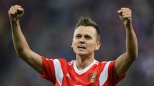 Denis Cheryshev Russia World Cup