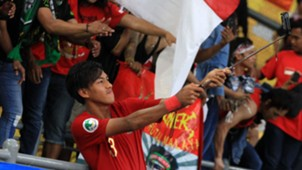 Mochamad Yudha Febrian - Indonesia U-16