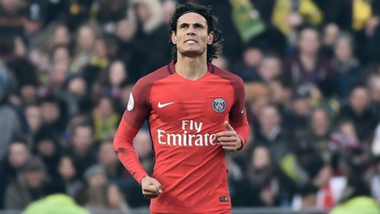 Edinson Cavani PSG Ligue 1