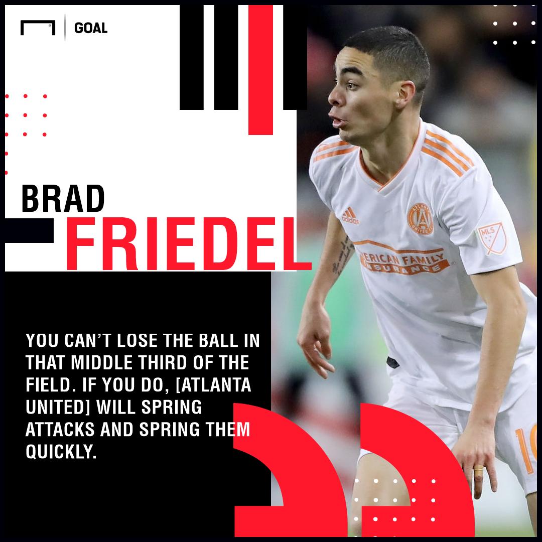 Brad Friedel on Atl United PS