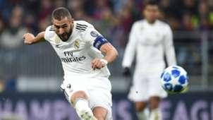 Karim Benzema Real Madrid CSKA UEFA Champions League 02102018