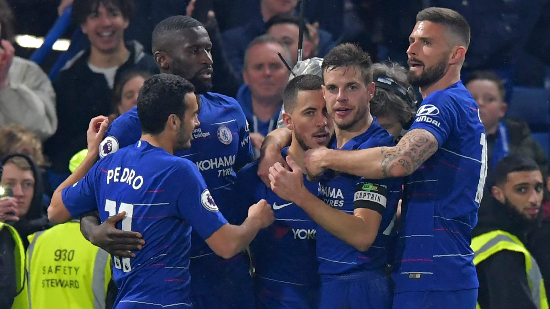 Eden Hazard Chelsea 2019-04-08
