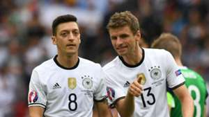 Mesut Ozil; Thomas Muller