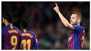 Jordi Alba Barcelona Real Sociedad LaLiga