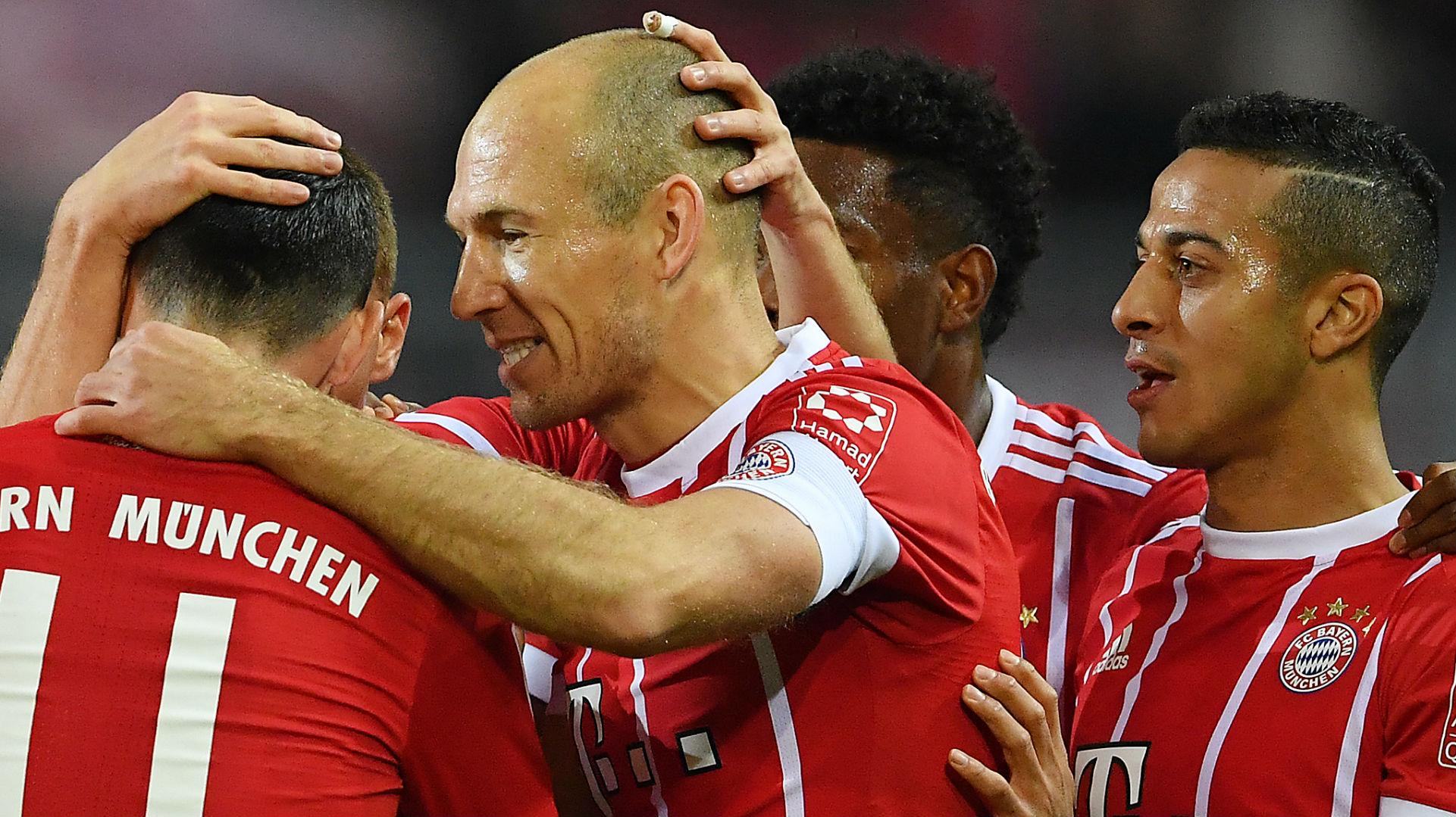 Augmented Reality makes Robben selfie possible
