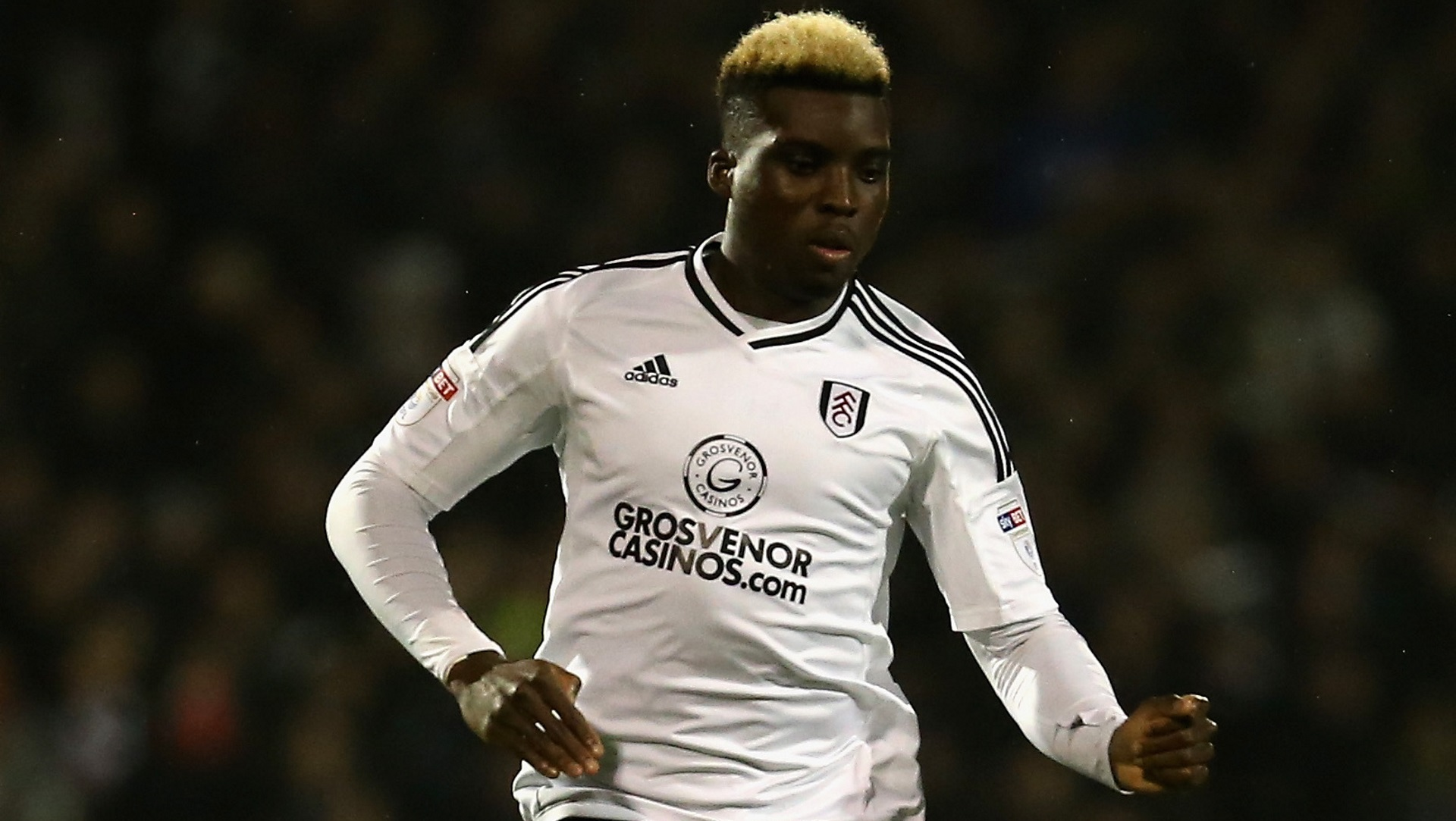 Sheyi Ojo of Fulham