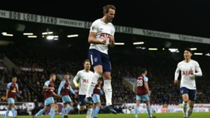 Harry Kane Tottenham Burnley
