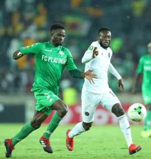 Kelvin Madzongwe FC Platinum
