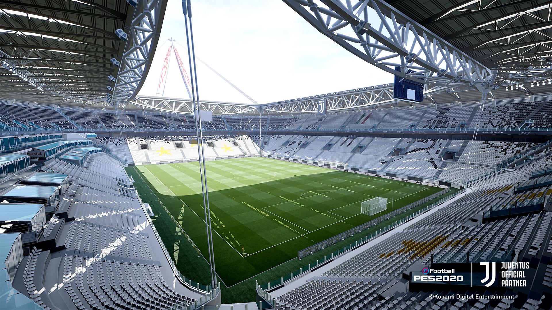 PES 2020 Allianz Stadium 2