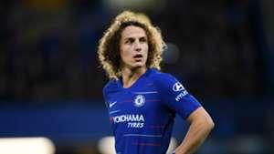 David Luiz Chelsea 2018-2019