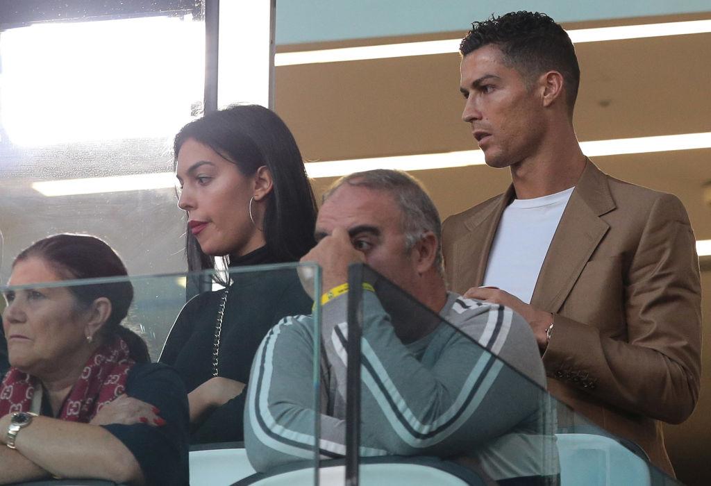 Cristiano Ronaldo acompanha vitória da Juventus