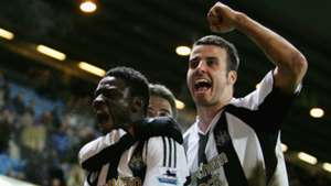 Obafemi Martins/Steven Taylor Newcastle United