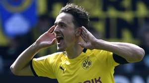 'I'm not Messi' - Dortmund's Delaney plays down role in 4-0 win over Leverkusen