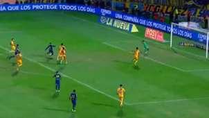Captura Nandez Boca Central Supercopa 02052019