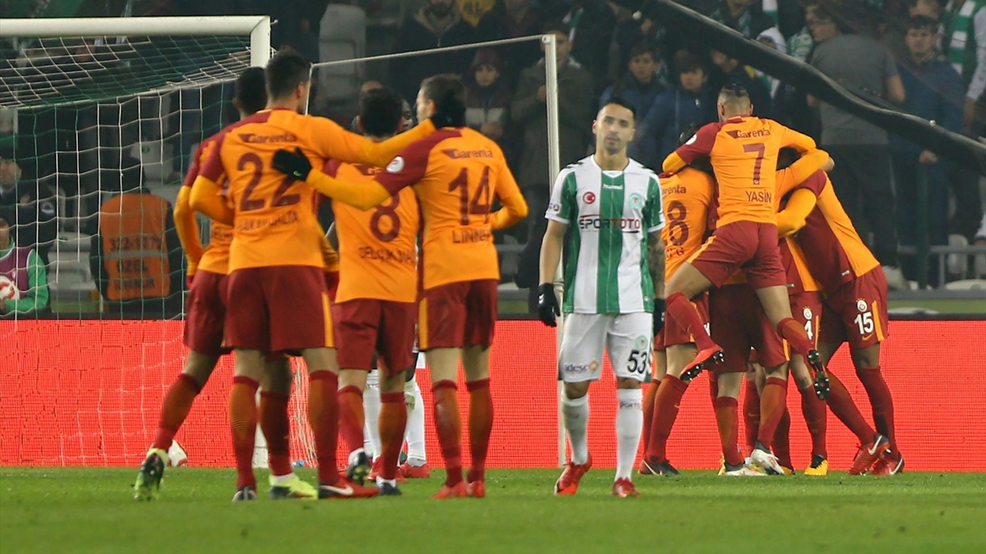 Konyaspor Galatasaray 122018