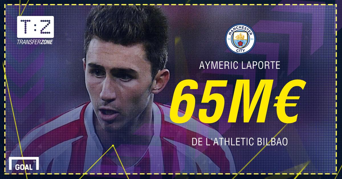 Aymeric Laporte PS FR