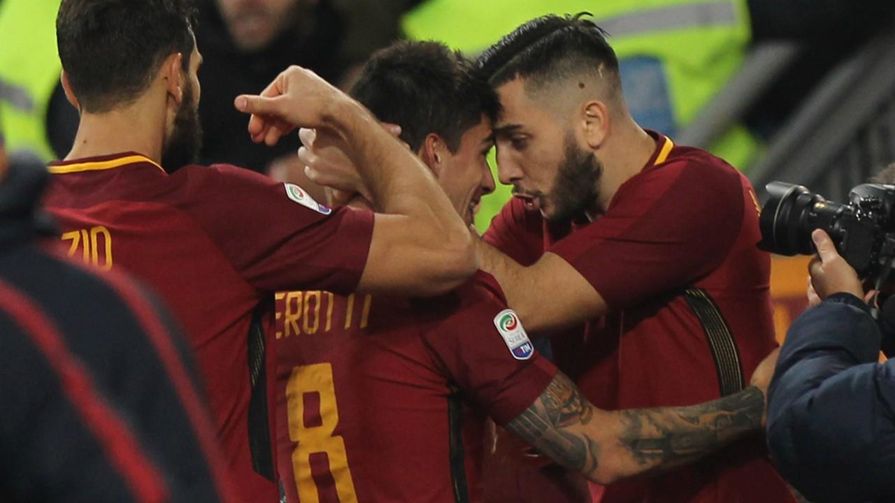 Perotti Roma Serie A