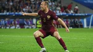Denis Glushakov Russia Slovakia Group B Euro 2016
