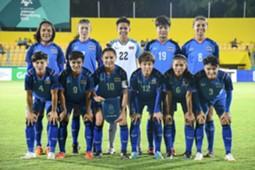 ฟุตบอลหญิงทีมชาติไทย - เอเชียนเกมส์ 2018