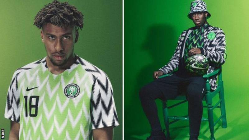 Image result for เสื้อไนจีเรียเกลี้ยงสต็อคยอดจอง 3 ล้านตัว
