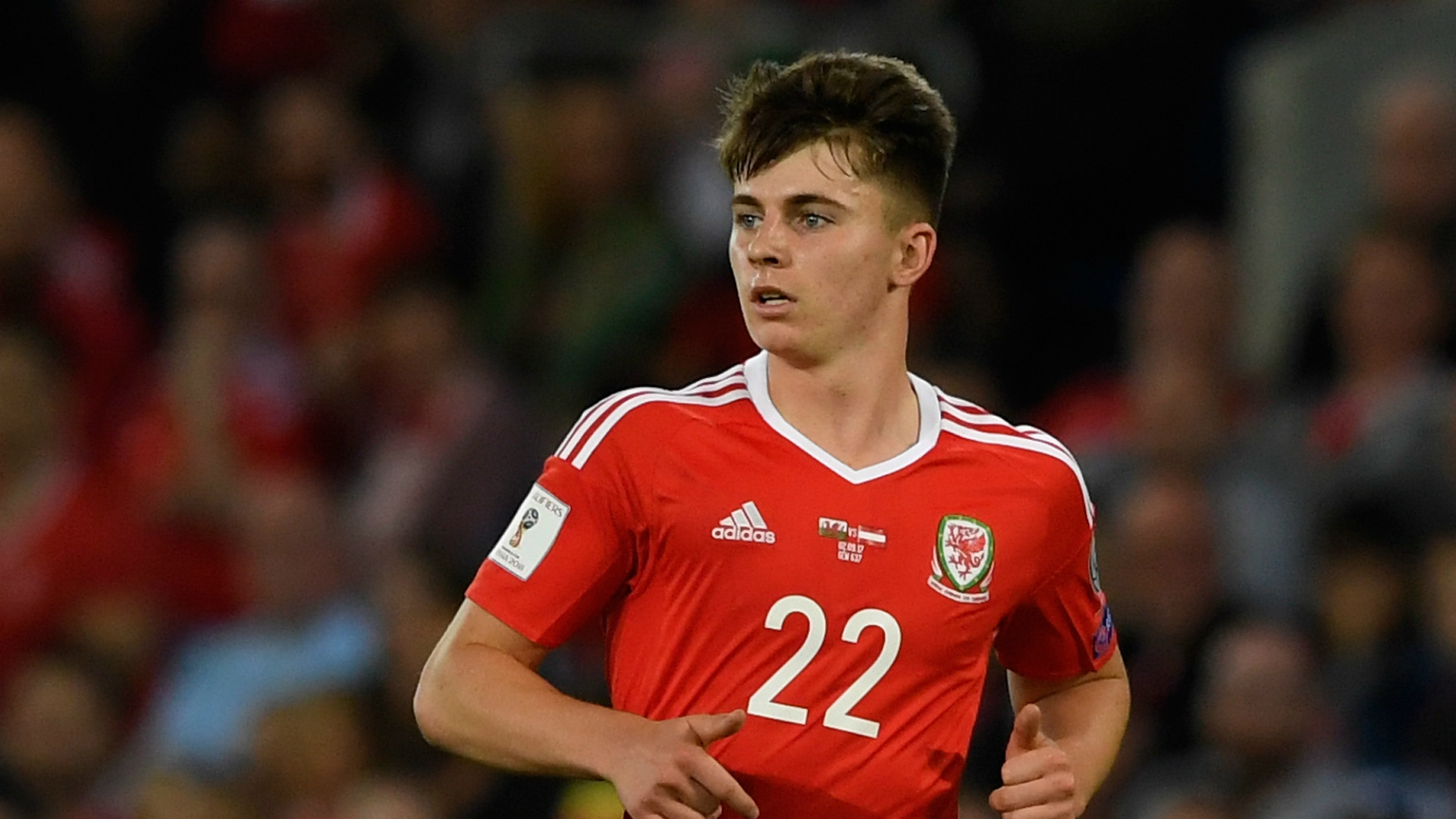 Liverpool wonder kid, Woodburn, can become a great, says Wales manager