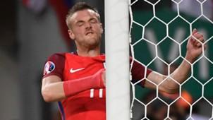 Jamie Vardy England Euro 2016