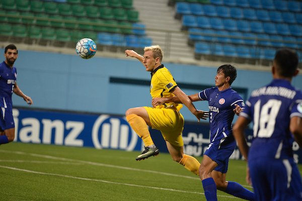 Tampines Rovers vs Felda United