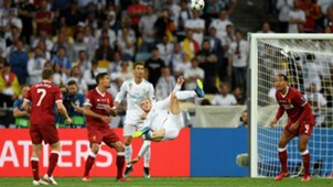 Bale bycicle Goal Real Madrid Liverpool Champions League final 26052018